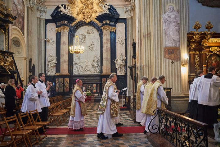 Msza święta w intencji księdza profesora Józefa Tischnera