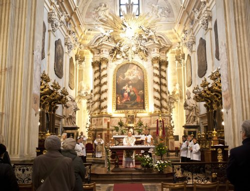 Msza święta w intencji ks. Józefa Tischnera
