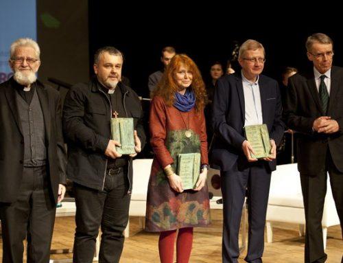 Gala Nagrody Znaku i Hestii im. Ks. J. Tischnera