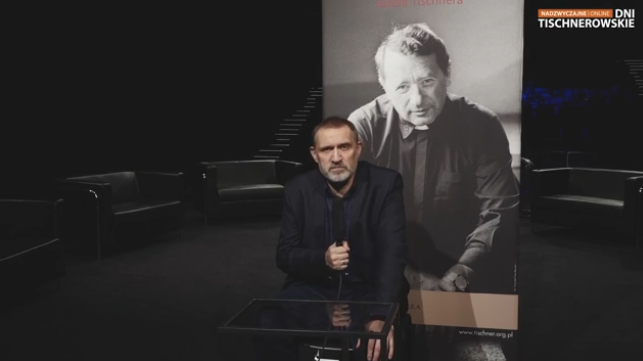 Wojciech Bonowicz zaprasza na Nadzwyczajne Dni Tischnerowskie